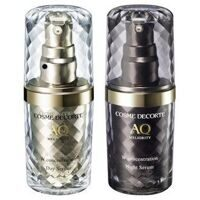 COSME DECORTE AQ Meliority W Concentration Intensive Infusion Treatment