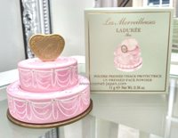 Les Merveilleuses LADUREE UV Pressed Face Powder (лимитированный выпуск)