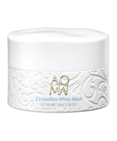 COSME DECORTE AQ MW Crystallize White Mask