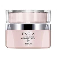EXCIA Face & Neck Massage Cream Массажный крем для лица и шеи