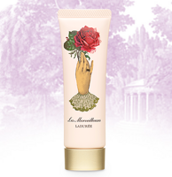 Les Merveilleuses LADUREE Rose Hand Treatment Восстанавливающий крем для рук