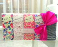JILL STUART Surprise love Hand cream Mini kit Подарочный набор
